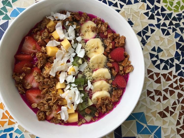 pitaya bowl 1