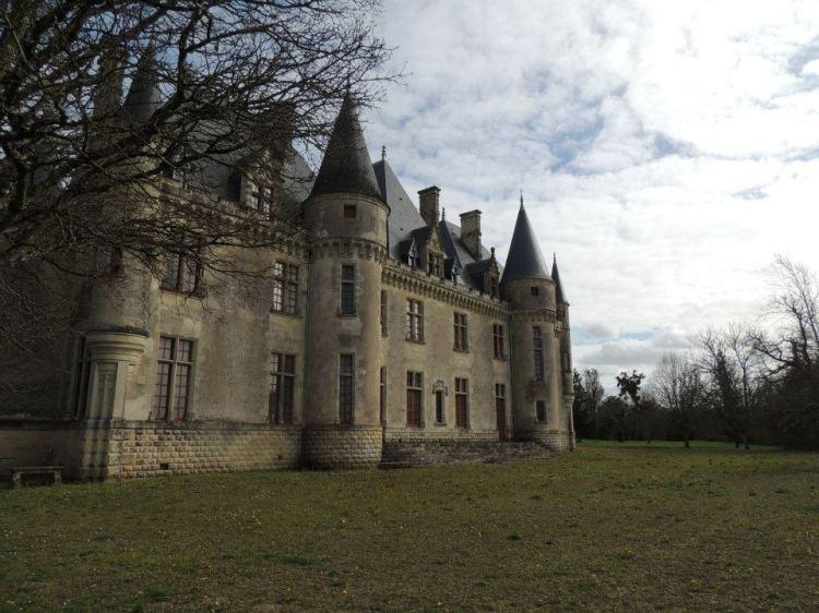 castle-aquitaine